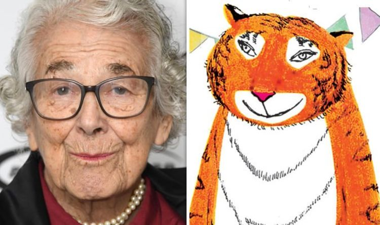 Judith Kerr Dead The Tiger Who Came To Tea Author Dies Age 95 Books Entertainment Express Co Uk