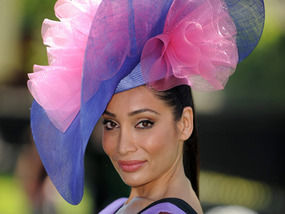 Ladies  Day at Royal Ascot lived up to its reputation for millinery excess 9ab204050c11