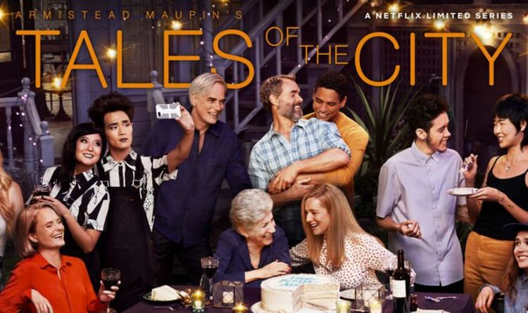 Risultati immagini per Tales of the City now on netflix