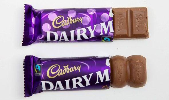 Mumsnet war on Cadbury's smaller-sized curved Dairy Milk bars | UK ...