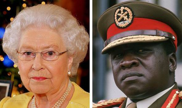 The Queen planned to hit Idi Amin over the head' | Royal | News