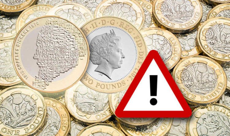 a954ac765 eBay  Rare Charles Dickens two pound coin selling for THOUSANDS - do YOU  have one
