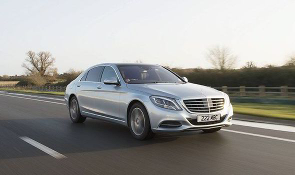 The Comfortable And Sleek Mercedes S350 Is A Real Contender For Best Luxury Car In World Ph