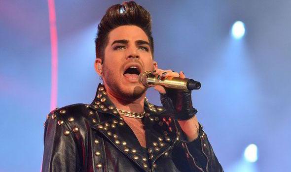 a singer fit for queen adam lambert fills freddie mercury s boots
