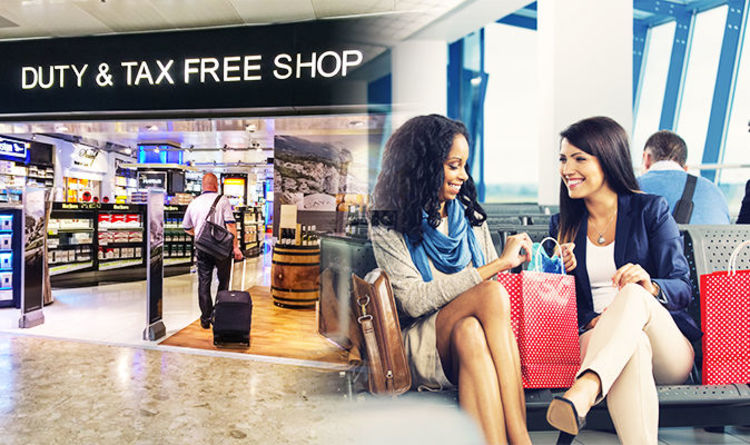 a7c14fdc3 Holidays 2018: Duty free revealed to be MORE expensive than online ...
