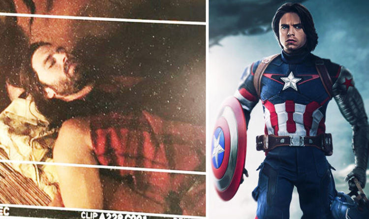 Avengers New Bucky Set Photo Proves He Won T Become Captain America