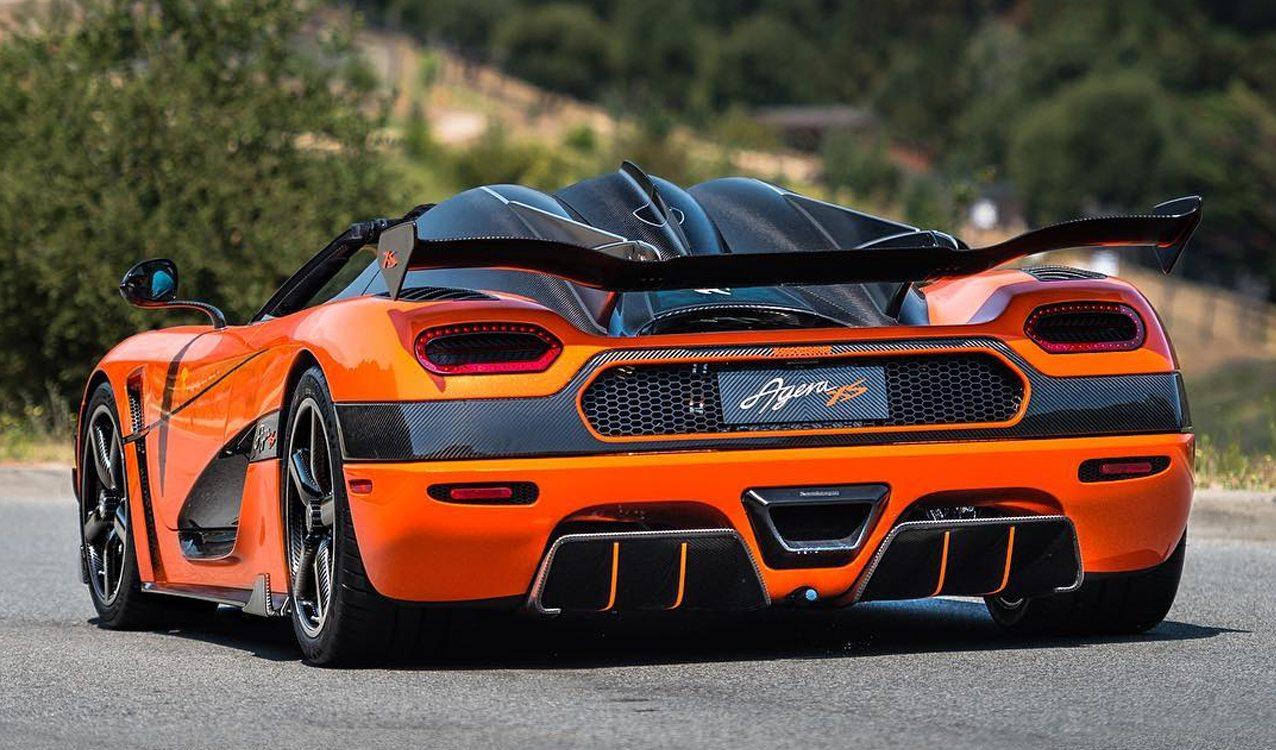 Lamborghini Veneno Owner Buys One Off Koenigsegg Agera Xs