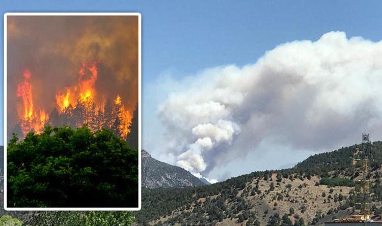 Durango Fire News Wildfire Map Durango Fi Damage Pictures As 416