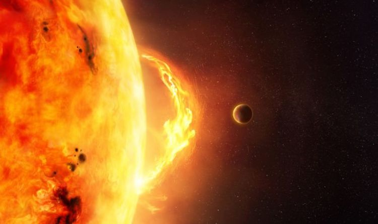 solar flare ile ilgili görsel sonucu