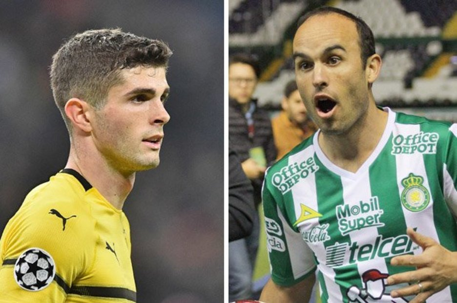 2a7d0d4b367 Chelsea news: Landon Donovan reveals why he's WORRIED about Christian  Pulisic transfer - Daily Star