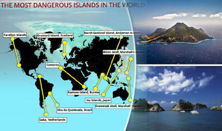 From volcanoes to contaminated land, the world\'s most dangerous ...