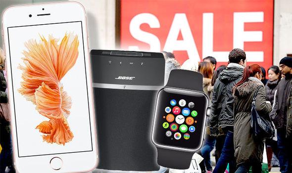 Best Boxing Day Deals Argos John Lewis Amazon Discount Iphone