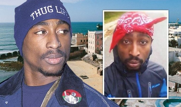 STILL ALIVE? Is THIS where Tupac Shakur is secretly living after