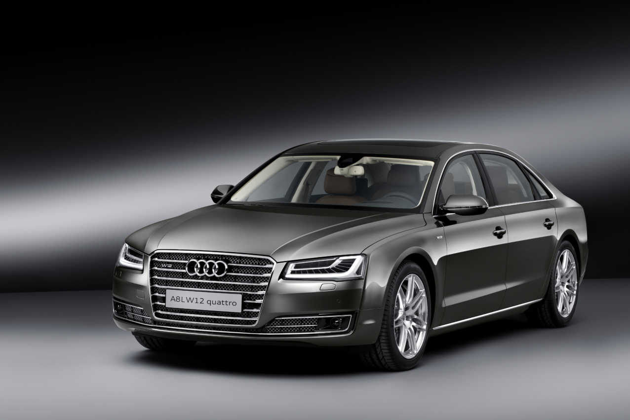 Audi A8 W12 >> Audi A8 L W12 Price Specs Review And Photos