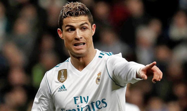 Real Madrid Vs Psg Cristiano Ronaldo Is Angry With Neymar Ahead Of