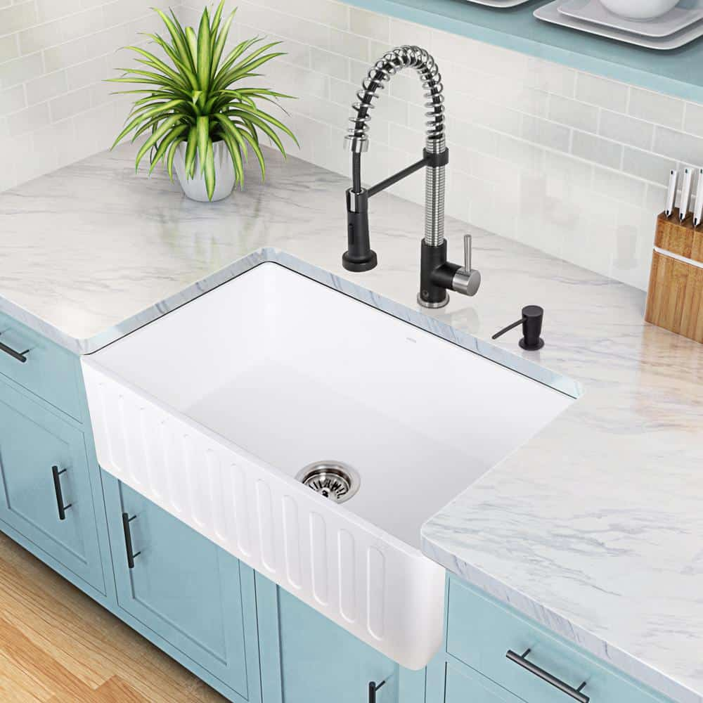 How To Install A Farmhouse Sink Hometips