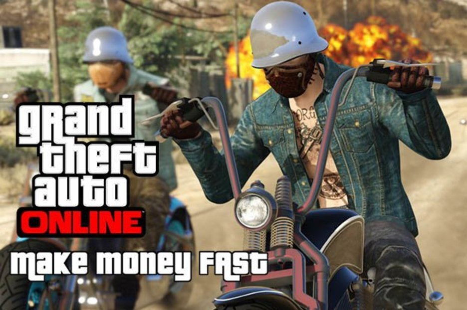 GTA 5 Online Money: How To Make Money FAST ahead of next GTA Online