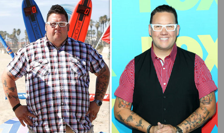 Graham Elliot Weight Loss How The Celebrity Chef Dropped A Third Of