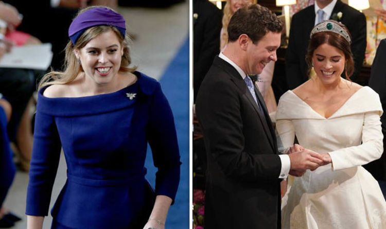 princess beatrice eugenie royal wedding william
