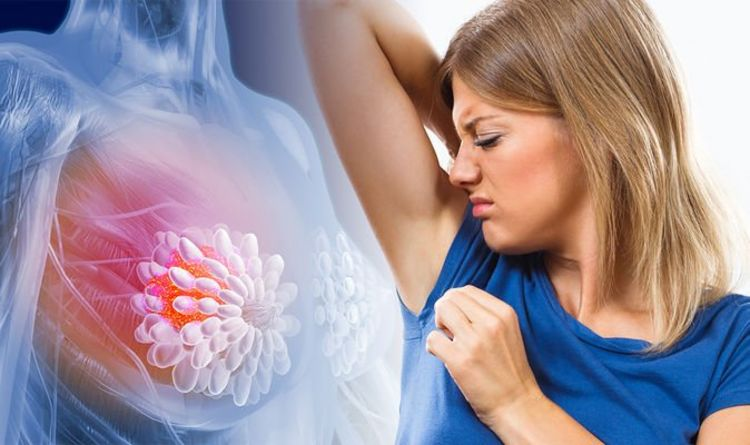 Breast Cancer Symptoms A New Lump Or Ricking In Your Armpit Could Be A Sign Express Co Uk