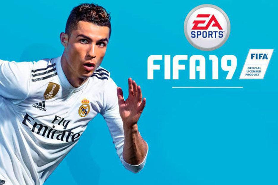 1f8ef9128 FIFA 19 Cristiano Ronaldo Juventus cover CHANGE  Will EA Sports remove Real  Madrid cover  - Daily Star