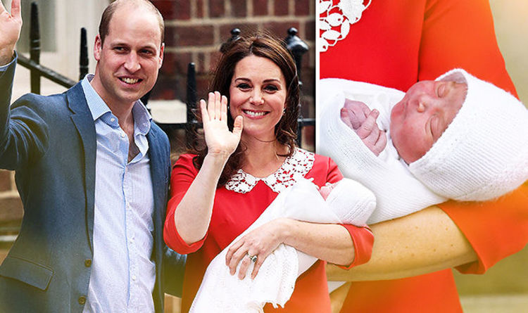 Royal Baby Name Louis Arthur Charles Chosen As Kate Middleton And