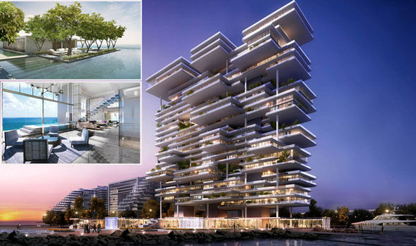 Dubais Most Expensive Apartment Called One On Palm Jumeirah
