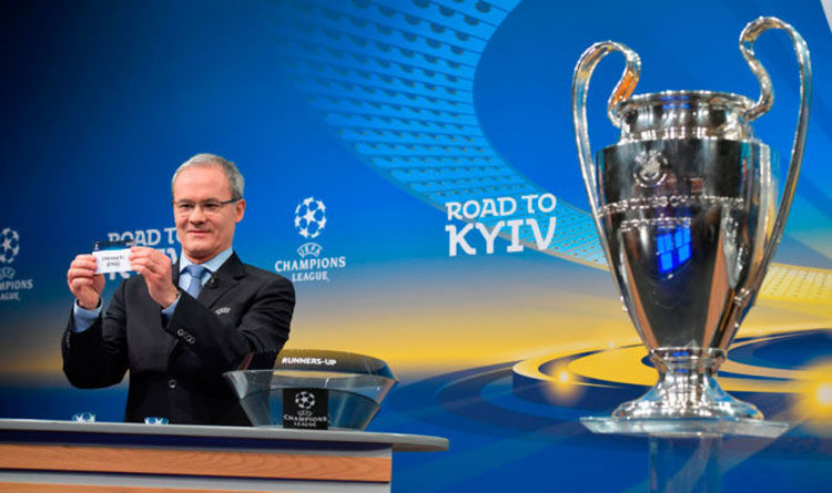 Champions League Draw When Is Quarter Final Draw Who Can Play Who