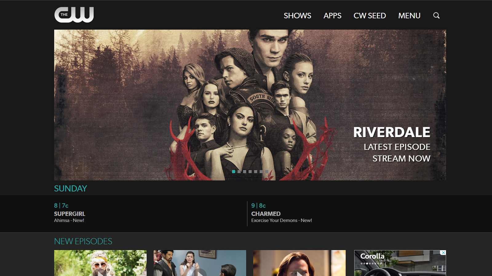 How to Watch The CW Outside the US – TechNadu
