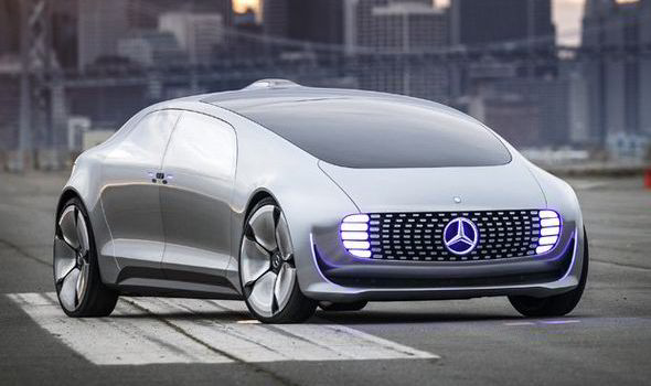 Mercedes F 015 >> Car Review Mercedes F015 Is The Way Forward For Futuristic
