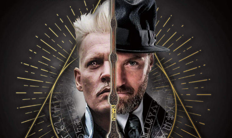 Image result for crimes of grindelwald end credits