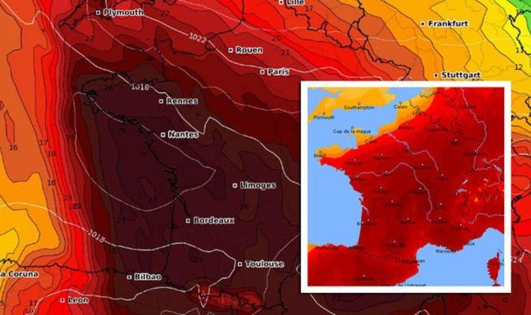 France weather forecast: Heatwave sparks urgent warning as 3