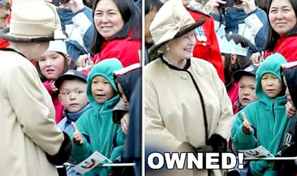 Internet Users Have Been Rushing To Put Up Funny Memes Of The Queen