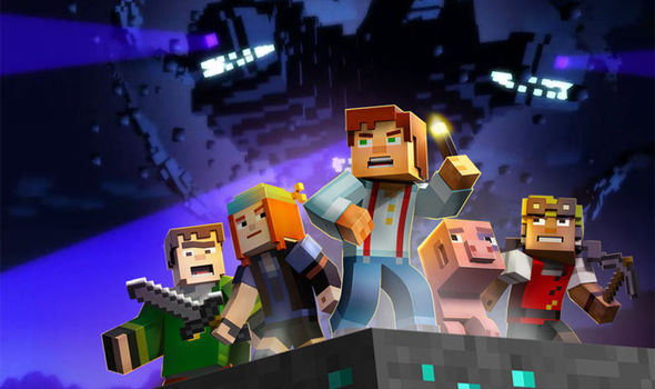 Minecraft Story Mode Episode 1 Review Has Telltale Succeeded