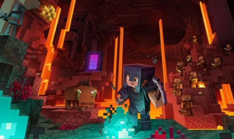 Minecraft 1 16 Nether Update Rolls Out On Bedrock And Java With How To Changelog Gaming Entertainment Express Co Uk