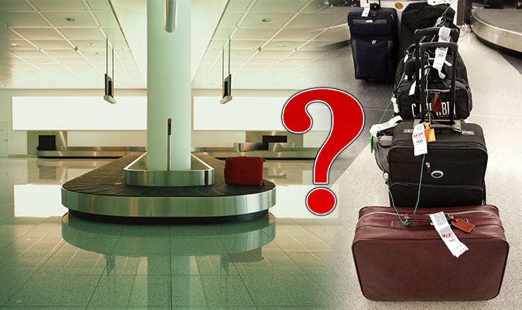 Lost luggage: THIS is what happens to your lost baggage at