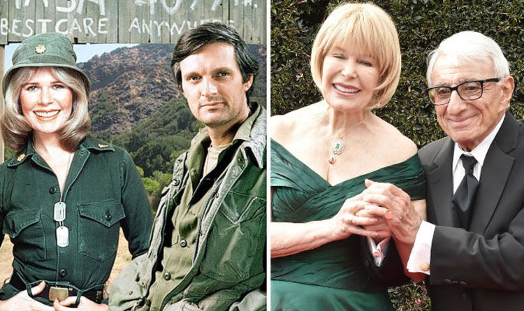 MASH Reunion Loretta Swit 80 Looks Glamorous As She Reunites With Co Star Jamie Farr
