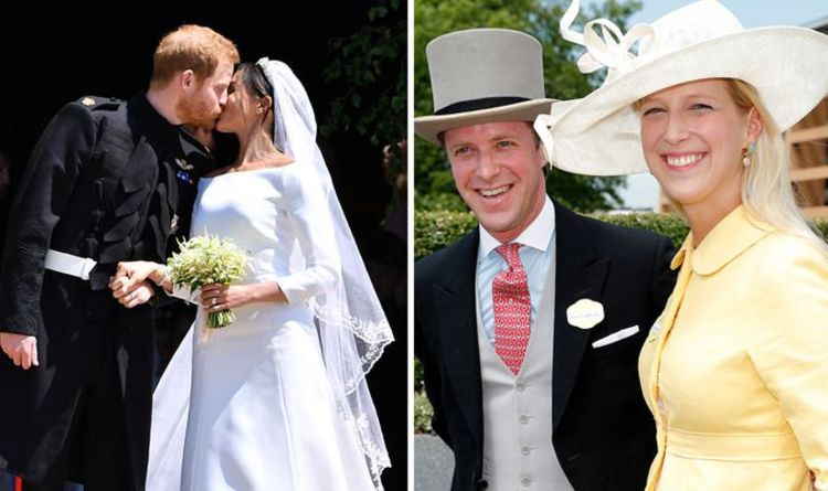 How Lady Gabriella Windsor COPIED Meghan Markle and Prince Harry ...