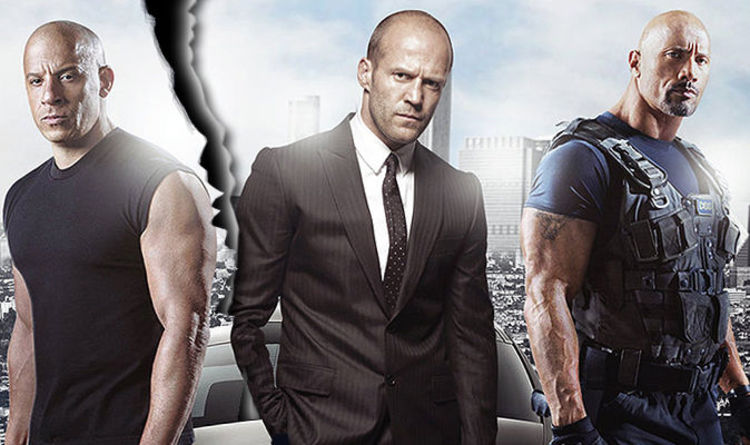 Fast   Furious FEUD  Dwayne Johnson and Jason Statham making spin-off  WITHOUT Vin Diesel 29f17ace5b