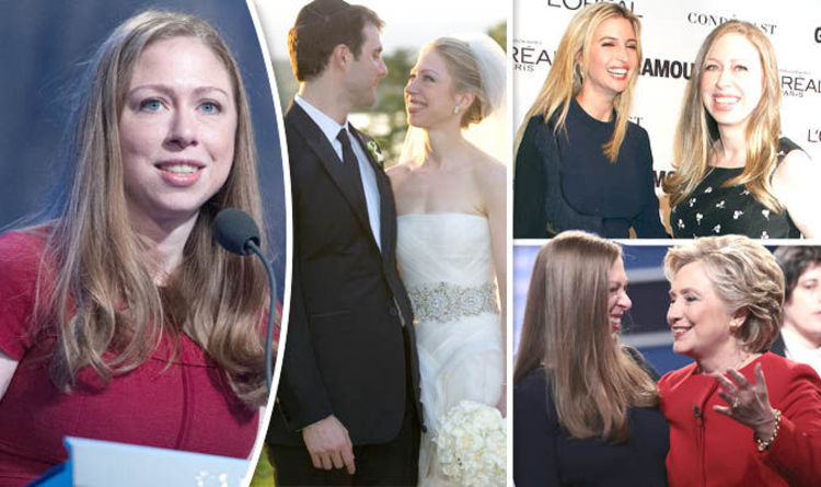 f0ddddb6d49 Chelsea Clinton in pictures  First Daughter