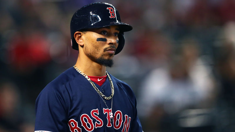 Mookie Betts Discusses Future With Red Sox With Potential