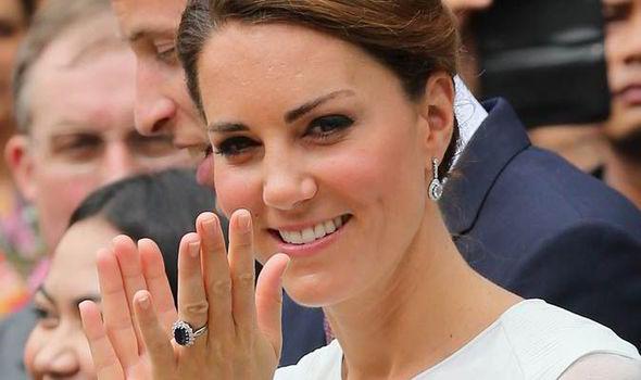 Kate Middleton Princess Ss Of Cambridge Ring