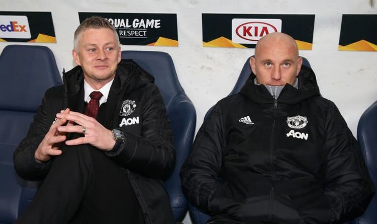 Why is Nicky Butt in the Man Utd dugout vs Astana? Carrick and ...