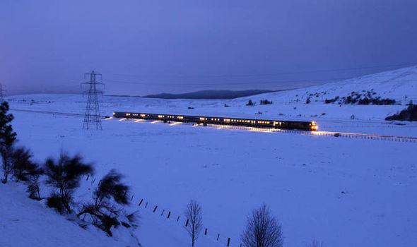Caledonian Sleeper Hailed World S Best Sleeper Scotland