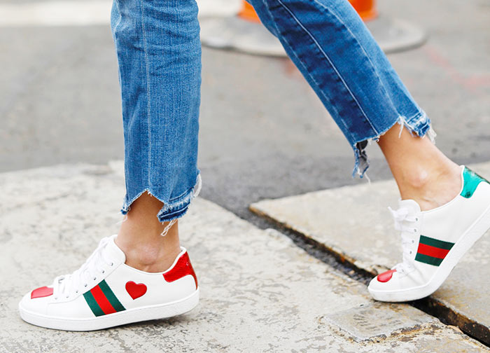 588c67b14 13 Pairs of the Coolest White Sneakers to Invest In ASAP. Best White  Sneakers/ Trainers for Women