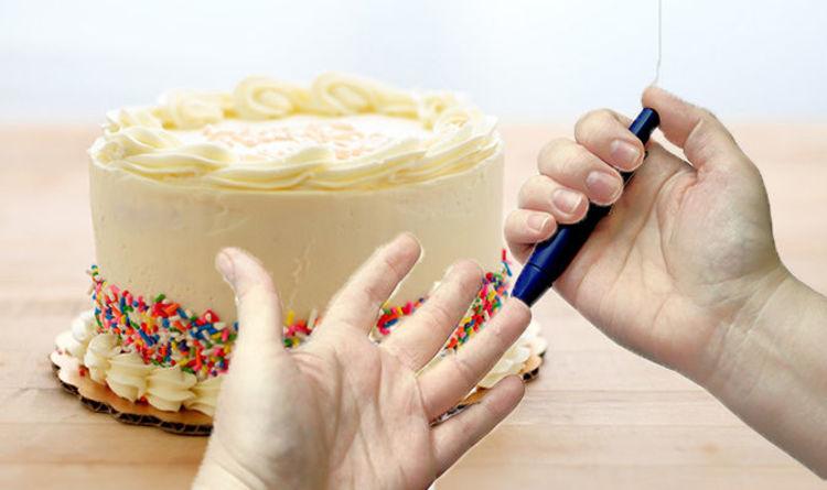 Type 2 Diabetes Follow These Tips On How To Enjoy Birthday Cake