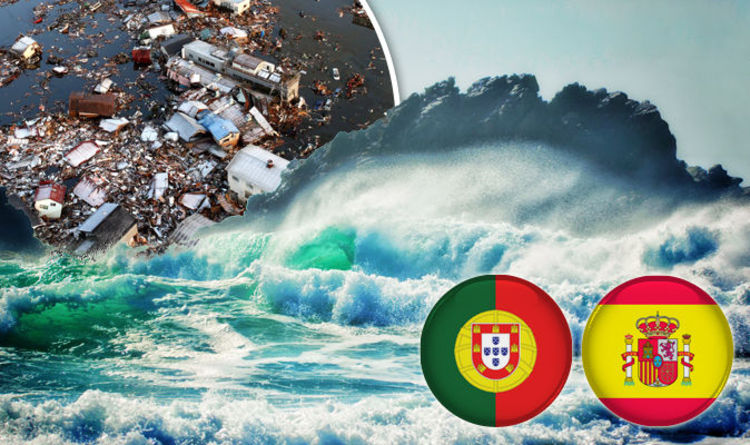 Experts warn devastating tsunami WILL hit Spain and Portugal | World
