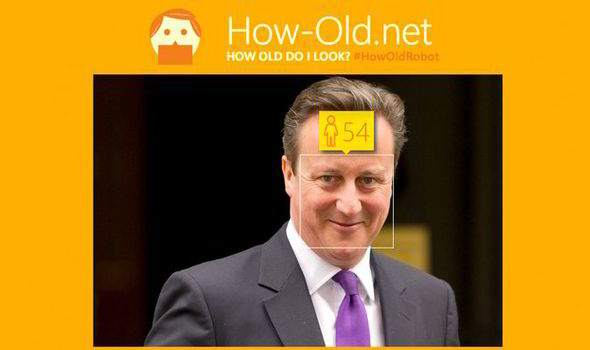 How old you are net