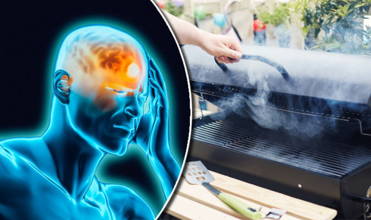 Dizzy symptoms: Lightheadedness could be a first sign of