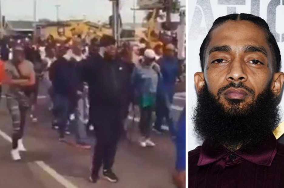 Nipsey Hussle La Bloods And Crips In One Day Peace Truce After